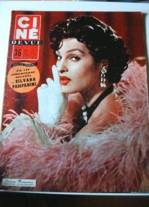 Silvana Pampanini Gary Cooper Ruth Roman Carroll Baker