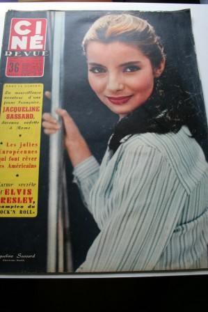 Elvis Presley Raf Vallone Brigitte Bardot Deborah Kerr