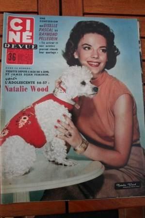 Natalie Wood Gerard Philipe Anita Ekberg Victor Mature
