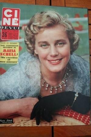 56 Marilyn Monroe Maria Schell Cary Grant Bardot