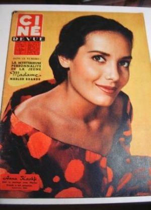 Anna Kashfi Charles Chaplin Audrey Hepburn Diana Dors
