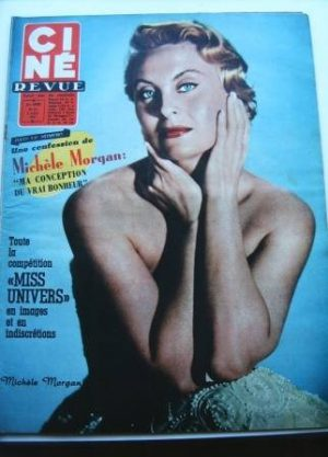 Michele Morgan Dan Dailey Guitry Mitchum Rita Hayworth