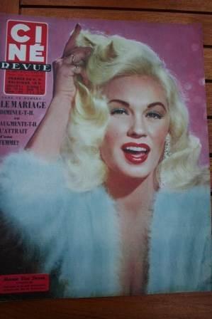 1957 Mamie Van Doren Dan Duryea Jean Seberg Arlene Dahl