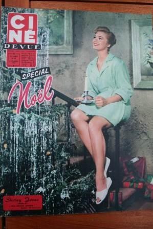 Shirley Jones Brigitte Bardot Agnes Laurent Kwai River