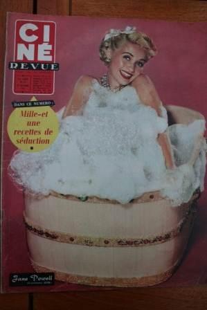 1957 Jane Powell Cary Grant Sessue Hayakawa Arlene Dahl
