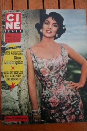 Lollobrigida Audrey Hepburn Elvis Presley Joan Collins