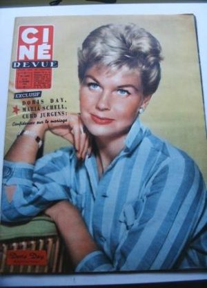 58 Doris Day Pat Boone Debra Paget Peter Van Eyck