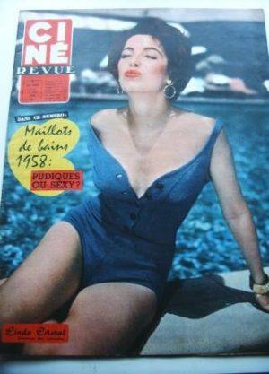 Linda Cristal Paul Newman Diana Dors Annie Cordy Booth
