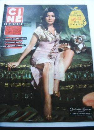 Juliette Greco Lucille Ball Belinda Lee Debbie Reynolds