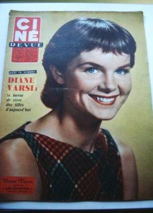 58 Diane Varsi Gregory Peck Zizi Jeanmaire Cary Grant