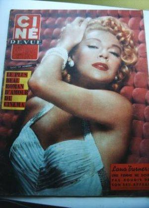 Lana Turner Sophia Loren Millie Perkins Vlady Hossein