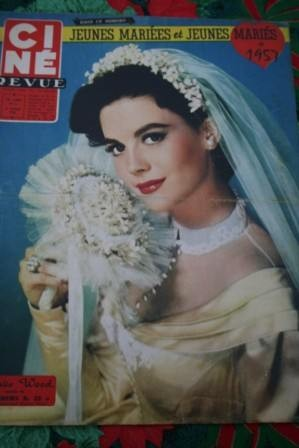 1958 Natalie Wood Miko Taka Tyrone Power Demongeot