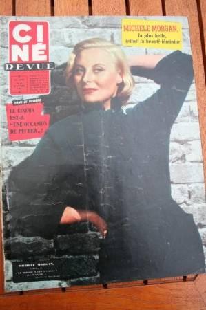 Michele Morgan Elvis Presley Danny Kaye Brigitte Bardot