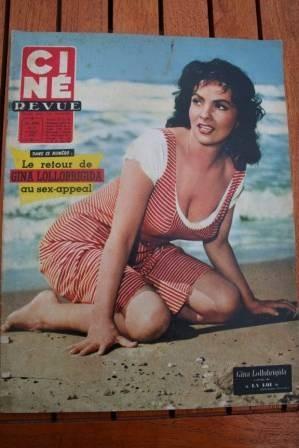 Gina Lollobrigida Elvis Presley Brigitte Bardot Masina