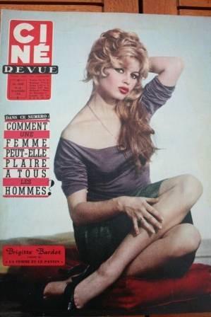 Brigitte Bardot Anita Ekberg Tyrone Power Martine Carol