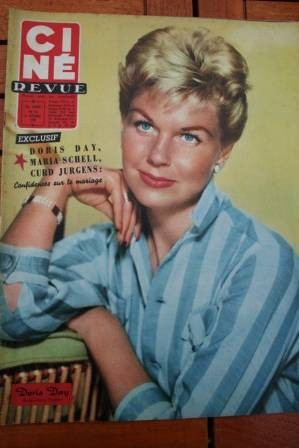 58 Doris Day Gina Lollobrigida Odile Versois Pat Boone