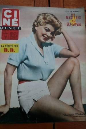 58 Barbara Nichols Anna Magnani Diana Dors Anita Ekberg