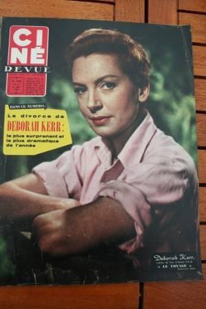 58 Deborah Kerr Yul Brynner Audrey Hepburn Lollobrigida
