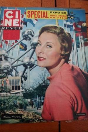 58 Michele Morgan Annie Cordy Sophia Loren Mitzi Gaynor