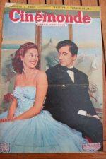 Magazine 1951 Anne Vernon Lex Barker Tarzan Bourvil Passe Muraille Martine Carol