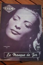 55 Magazine Pierre Cressoy Andree Debar Jayne Mansfield