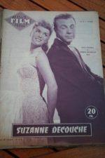 1955 Mag Debbie Reynolds Dick Powell Susan Slept Here