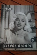1956 Magazine Diana Dors John Gregson Value For Money