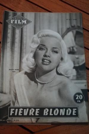 1956 Magazine Diana Dors John Gregson Value For Money