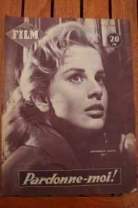 1954 Antonella Lualdi Raf Vallone Arlene Dahl