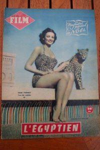 54 Marilyn Monroe Gene Tierney Jill Adams Bella Darvi