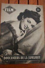 1954 Suzan Ball Jeff Chandler Scott Brady