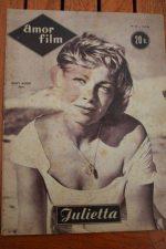1954 Jean Marais Dany Robin Julietta Yvonne De Carlo