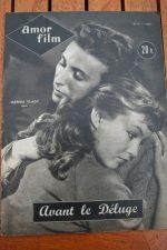 1954 Marina Vlady Anthony Quinn Ninon Sevilla