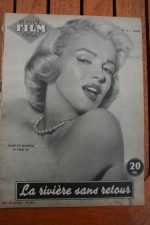 1955 Marilyn Monroe River Of No Return Rossana Podesta