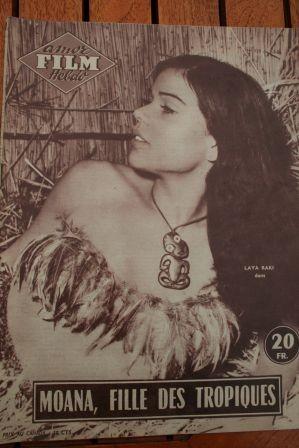 1956 Laya Raki Jack Hawkins Esther Williams