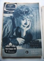 Vintage Magazine 1959 Shirley Mac Laine On Cover