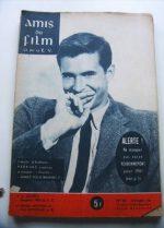 Vintage Magazine 1960 Anthony Perkins On Cover