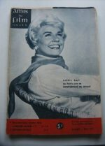 Vintage Magazine 1960 Doris Day On Cover