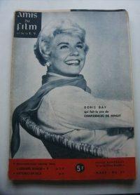 Vintage Magazine 1960 Doris Day On Cover