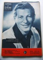 Vintage Magazine 1960 Danny Kaye On Cover