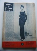 Vintage Magazine 1962 Audrey Hepburn On Cover