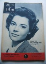 Vintage Magazine 1962 Natalie Wood On Cover