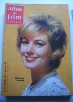 Vintage Magazine 1964 Shirley Jones On Cover