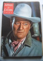 Vintage Magazine 1964 John Wayne On Cover