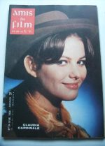 Vintage Magazine 1964 Claudia Cardinale On Cover
