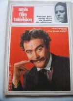 Vintage Magazine 1965 Jack Lemmon On Cover