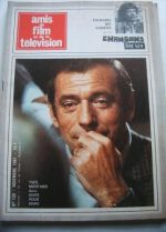Vintage Magazine 1967 Yves Montand On Cover