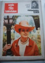 Vintage Magazine 1967 Catherine Spaak On Cover