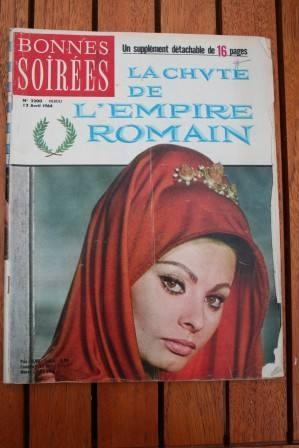 1964 Sophia Loren Stephen Boyd James Mason Beatles