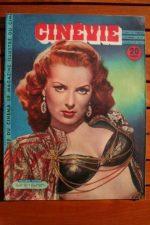 48 Maureen O'Hara Colette Richard Rita Hayworth Philipe